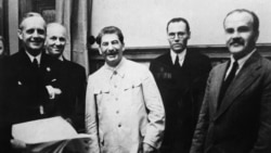 Molotov-Ribbentrop: The Pact That Changed Europe's Borders