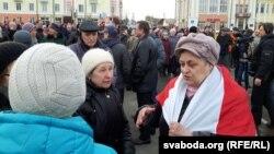 معترضان در بلاروس