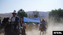 Кыргызстан всегда славился выносливыми породами лошадей