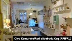 Переселенка з Донецька відкрила кав'рню в центрі Києва завдяки гранту УВКБ ООН