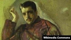 Сергей Дягилев (1872-1929). Художник В.Серов