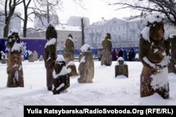 Колекція кам'яної пластики Дніпропетровського національного історичного музею імені Яворницького в Дніпрі