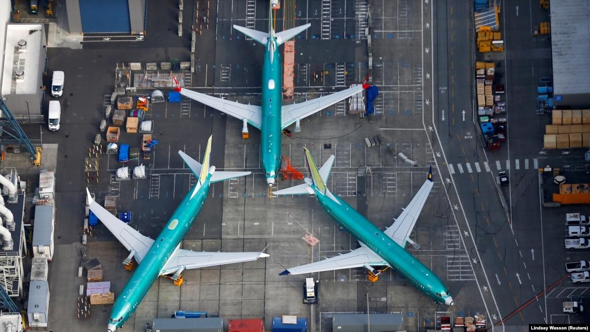 Впервые с 1962 года: компания Boeing в январе не получила ни одного заказа