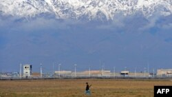 Тюрьма на территории военной базы Баграм, окрестности Кабула. Иллюстративное фото.