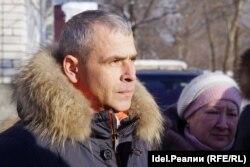 """Андрей Беляков, директор ООО """"Бриз"""""""