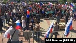 Коррупциягә каршы митинг, 12 июнь