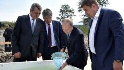 Лицом к событию. Какую рыбу ловит Путин?