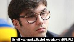 Нестор Шуфрич-молодший у Шевченківському суді Києва, 30 серпня 2017 року