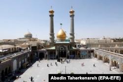 Тегеран, 22 мая 2020 года