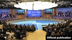 Աֆղանստանի հարցով գագաթնաժողովը Չիկագոյում, 21-ը մայիսի, 2012թ.