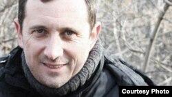Александр Марголин. Фотография со страницы Facebook