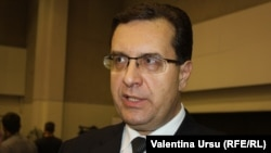 Marian Lupu (pictured) called on his supporters to vote for Maia Sandu and help defeat the coalition's main rival, Socialist candidate Igor Dodon.