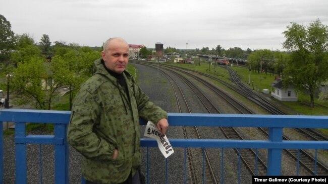 Андрей Иванов в Новосокольниках