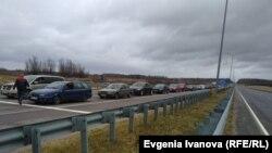 Граница между Калининградом и Польшей