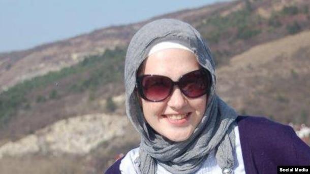 Алимә Сәлахетдинова