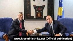 Thaci i Haradinaj otputovali na Molitveni doručak sa predsednikom SAD