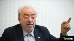 اسدالله عسگراولادی رئیس اتاق بازرگانی ایران و چین