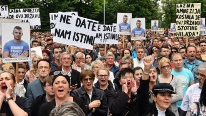 Sarajevo: Pravda za Davida i Dženana