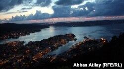Panorama Bergena