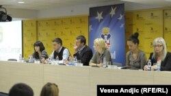 Prezentacija istraživanja o stavovima mladih, Beograd, 8. novembar 2011.