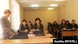 Башкортстан татар теле укытучыларының февраль очрашуы.