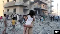 Война в Сирии. 7 августа 2013 года