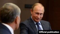 Отамбоев ва Путин
