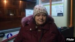 Наталья, беженка из Димитрова