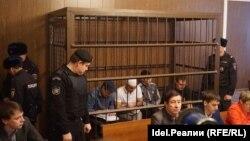 Правосудие. Террористы именем РФ