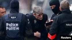 Одна з операцій поліції у Брюсселі після нападів, архівне фото
