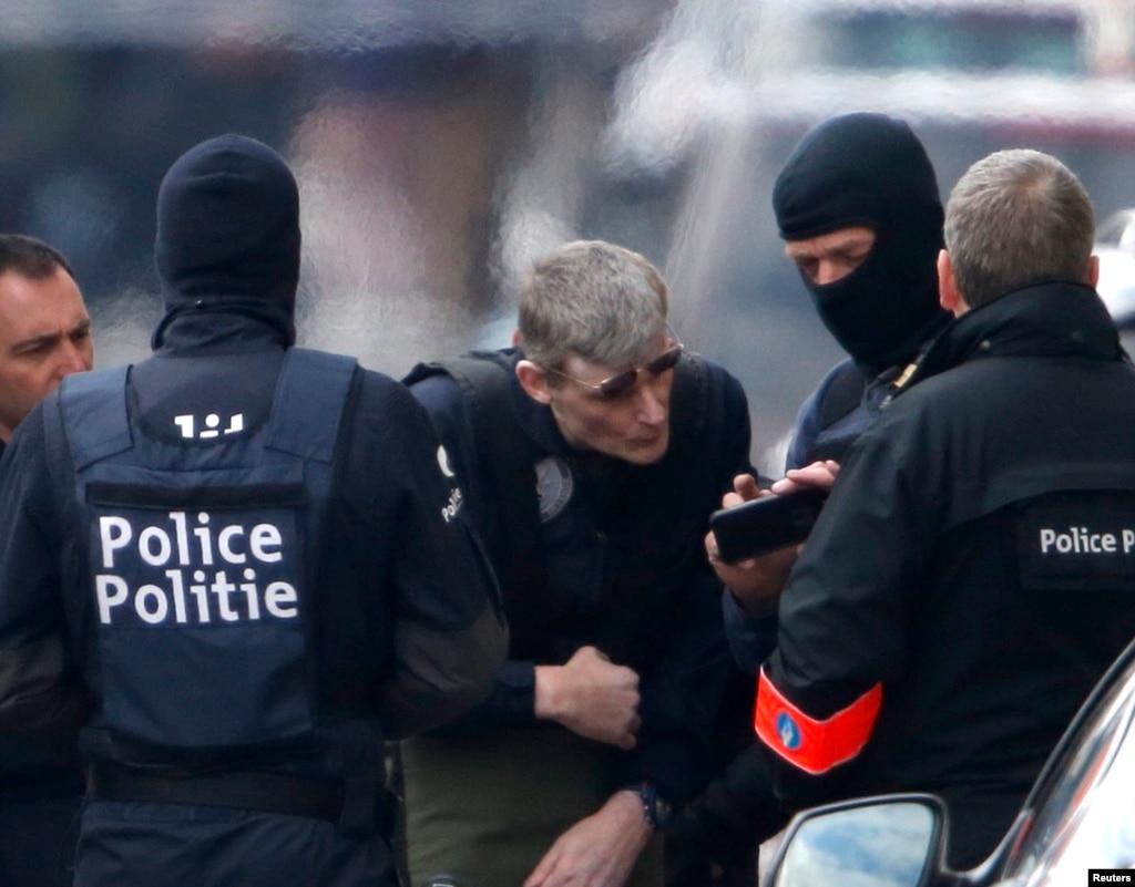Обвинения предъявили еще троим подозреваемым— Теракты вБрюсселе