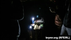 Симферополь без света. Архивное фото