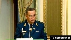 Türkmenistanyň ozalky baş prokurory Çary Hojamyradow