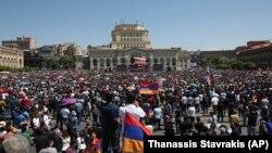 Երևան, 1-ը մայիսի, 2018 թ․