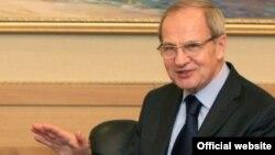 Глава Конституционного суда России Валерий Зорькин