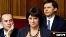 Наталья Яресько, новый министр финансов Украины, в недавнем прошлом гражданка США