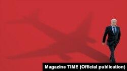 Обкладинка журналу Time за 4 серпня 2014 року