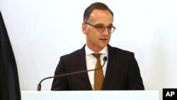 Njemački ministar spoljnih poslova Hajko Mas