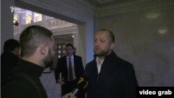 Народний депутат Максим Поляков