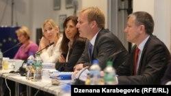Sednica Odbora za praćenje IPA fondova, Sarajevo, 10. septembar 2013.