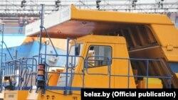 Бесьпілётны самазвал БелАЗ-7513R, ілюстрацыйнае фота