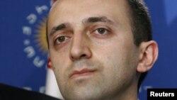 Georgian Interior Minister nominee Irakli Garibashvili