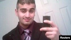 Омар Матин, подозреваемый в нападении на гей-клуб в Орландо в июне 2016 года.