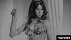 Стриптизерша Афродита. США, 60-е годы. Фото из архива Али Хамраева.