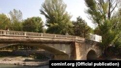Старый мост в Цхинвале