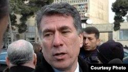 Ադրբեջանի խորհրդարանի փոխխոսնակ Զիյաֆետ Ասկերով