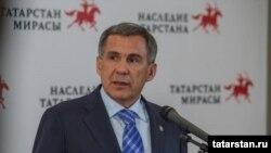 Татарстан президенті Рустам Минниханов.