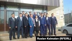 Жалал-Абад шаардык кеңешинин депутаттары