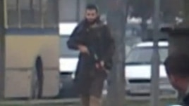 Mevlid Jasarevic opened fire on the U.S embassy in Sarajevo late last month.