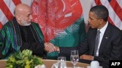 Стратегиялык өнөктөштүк келишимине президенттер Барак Обама жана Хамид Карзай кол коюшат.